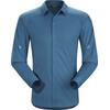 Arc'teryx M's Elaho LS Shirt Deep Adriatic